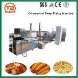 산업 프라이팬 닭과 물고기 상업적인 튀기는 기계