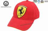 Algodão de alta qualidade Red Sun Cool Sports Hat Boné com bordados