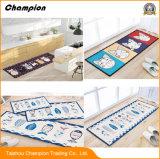 反スリップの習慣は台所、反スリップの台所のための習慣によってのためのゴム製床のマットを印刷されたゴム製床のマット印刷した