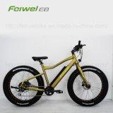 2016 Form-fetter Gummireifen-elektrisches Fahrrad (TDE10Z)