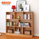 Bibliothèque en bois moderne simple bon marché