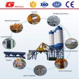 Tipo de elevação da tremonha Estação Mix de plantas de lote de concreto sobre a venda