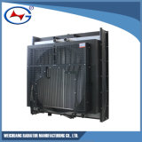 Radiador de aluminio del cobre del radiador del intercambio de calor del radiador de la base Wx287tad66-1