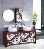 純木の浴室用キャビネットの純木の浴室の虚栄心(KD-433)