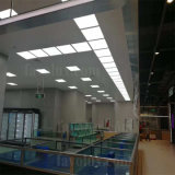 595*595 40W 100lm/W Triac Dimmable LED Public garden Panel Light