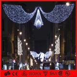 Рождество света Icicle белизны IP65 8m через уличный свет