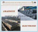 Grafietdie Elektrode van de Cokes van de Aardolie wordt gemaakt