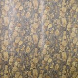 Retro Farbe gedrucktes Baum-Barke-Korn vereiteltes Belüftung-Beutel-Leder