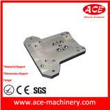 Le matériel en aluminium à haute partie de la machinerie Precison