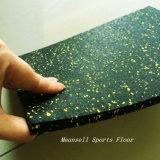 China fabricados piso de ginásio de borracha mais barato