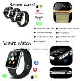 Bluetooth Reloj inteligente con Monitor de ritmo cardíaco (A9).