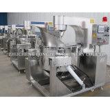 Longze grosse Kapazitäts-kommerzielles industrielles Popcorn, das Maschine für Karamell-Aroma auf heißem Verkauf im niedrigeren Preis herstellt