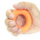 도매 손 그리퍼 실리콘 그립 반지 3 수준 저항 힘