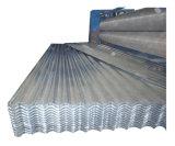 Strato d'acciaio rivestito tuffato caldo del tetto del metallo dello zinco