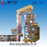 Máquina de empacotamento automática do alimento seco da cereja com certificação do Ce