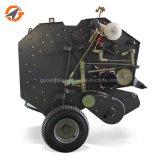 Nuovo tipo trattore condotto a piedi della piccola mini pressa per balle rotonda del fieno del rifornimento della fabbrica