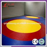 Art martial de lutte de haute qualité du style de tapis de lutte/couvercle