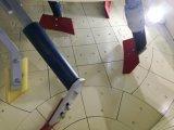 Mezclador concreto vertical de construcción Max500 del uso industrial del proyecto