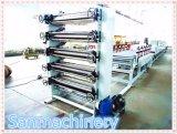 Cadena de producción plana de papel de la cartulina de la alta calidad