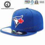 Nueva gorra de béisbol firme cuadrada plana del Snapback de la era del borde de 2016 maneras