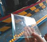 Bord en verre de Pencial traitant la rectifieuse