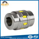 Stahl- oder Aluminiuml Typ Kiefer-Welle-flexible Kupplung