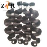 Fábrica natural não processada do Weave do cabelo do cabelo brasileiro de China na venda