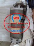 ¡Venta caliente! Las bombas de engranaje de Kawasaki de la venta de la fábrica triplican directo la bomba 44083-60740 para el cargador 80ziv-2 85ziv-2
