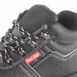 Lederne Sicherheits-Fußbekleidung mit Stahlzehe-Schutzkappe RS008f
