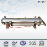 De grote Systemen van de Sterilisatie van het Ultraviolette Licht van de Apparatuur van de Sterilisator van de Stroom UV