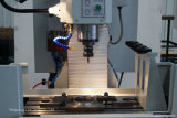 China-Hersteller-Siemens-System Mini-CNC-Fräsmaschine (XK7124B)