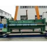 Große Schuppen-Stahlplatten-scherende Maschine
