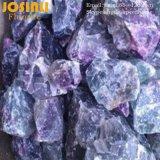 Propiedades químicas de la fluorita grumos y fluorita en polvo