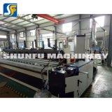 Machine de papier de rebobinage pour faire le roulis de papier de papier hygiénique faisant le prix de machine