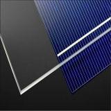 glace solaire texturisée ultra claire de 3.2mm 4mm