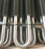 NDの電力産業、ひれ付き管の冷却の精製所工業のための鋼鉄ひれ付き管