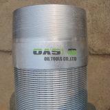 Schermo di collegare inoltre chiamato dell'Water dello schermo di collegare del cuneo dell'acciaio inossidabile per il filtro