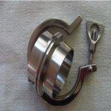 Разъем штуцеров санитарной трубы нержавеющей стали качества еды (отливка облечения)
