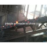 Correia transportadora resistente de alta temperatura, correia resistente ao calor