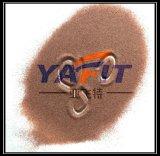 ISOの証明書のろ過ガーネット砂の中国Garneの砂