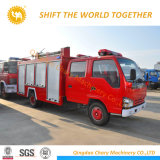 Isuzu 4X2 6m3 물 & 2m3 거품, 물 거품 소방차, 물 및 거품 유조선 화재 싸움 트럭