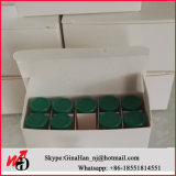 緑か赤くまたは黒い上の人間の成長のステロイドホルモン191AA Gh