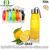 Бутылка воды Infuser горячего сбывания пластичная, BPA освобождает бутылку вливания плодоовощ Tritan (HDP-0844)