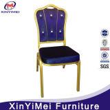 金属のアルミニウム鉄の鋼鉄椅子(XYM-L187)を食事する昇進の安いホテルのレストランの宴会