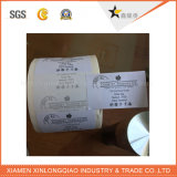 Autoadesivo di stampa stampato vinile di carta autoadesivo del codice a barre della decalcomania