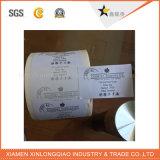 Papel autoadhesivo etiqueta de código de barras impreso en vinilo adhesivo de impresión de etiquetas