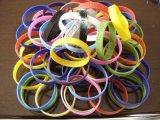 Bracelete de venda quente do silicone que dá forma à máquina
