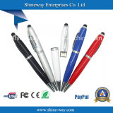Ball Pen USB Flash Drive with Touchscreen Stylus