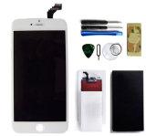Weißes LCD-Belüftungsgitter für iPhone 6plus Telefone