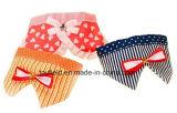 Bandana dell'animale domestico stampato sciarpa del poliestere del cotone del Bandana del cane